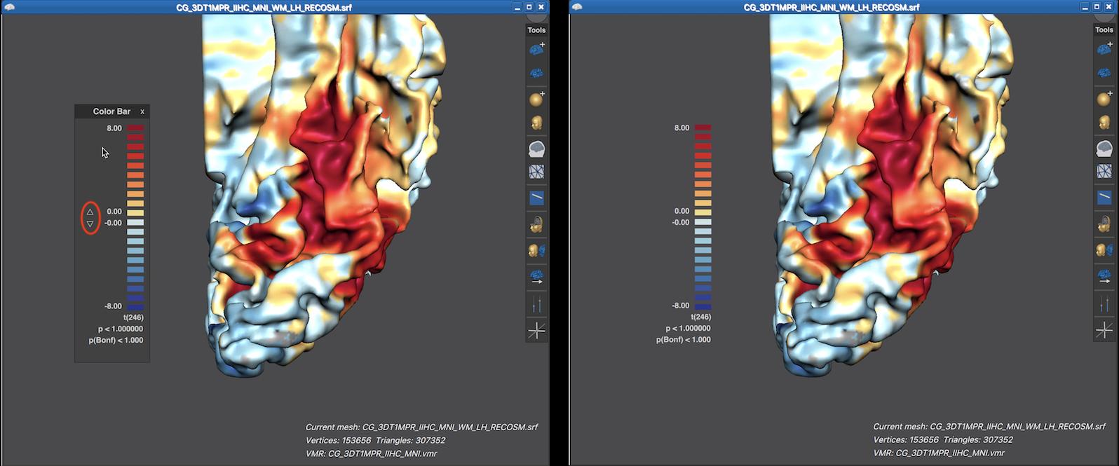 Overlaying Surface Maps